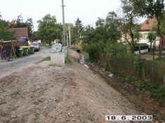 Likvidace povodňových škod