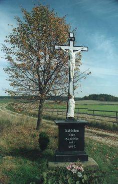 Křížek zaobcí